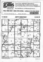 Map Image 024, Stearns County 1992